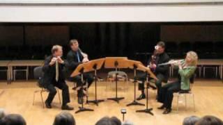 Jean Francaix: Quatuor