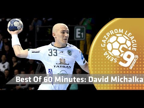 Best of 60 minutes: David Michalka (Tatran Presov vs Spartak)