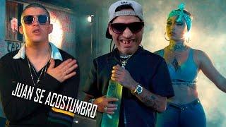 Arcangel - Me Acostumbre ft. Bad Bunny (PARODIA) JUAN SE ACOSTUMBRO   Dubmanaos