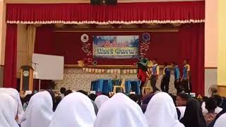 Persembahan Sketsa Komedi Hari Guru SMK Sungai Pasir Tahun 2018