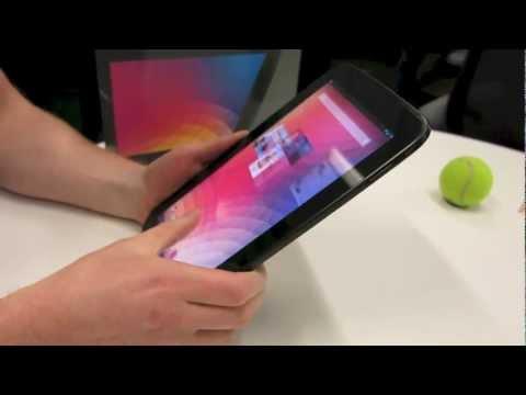 Nexus 10: 10 Seconds With Serrels
