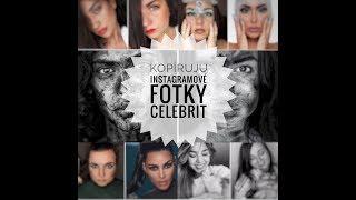 Kopíruju Instagramové Fotky Celebrit l Oblíbená série je zpět