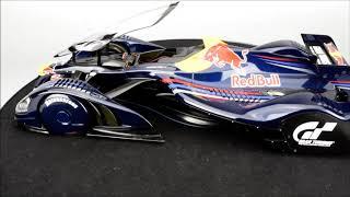 AUTOart Gran Turismo Red Bull X2010