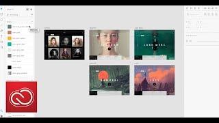 Adobe XD July Update: Label Assets   Adobe Creative Cloud