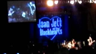 Joan Jett and the Blackhearts @ Seaside Summer Concert Coney Island Brooklyn NY 8/9/12 e