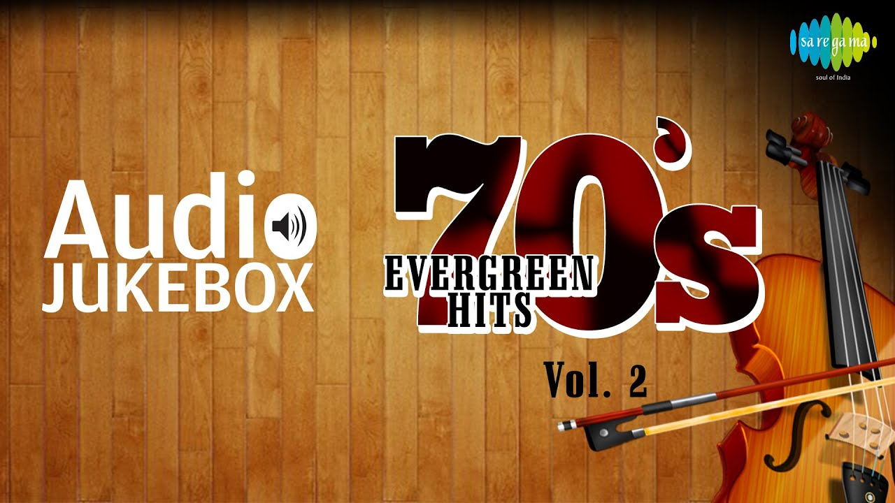 Evergreen Duets of 70's | Classic Hindi Songs | Volume 2 | Audio