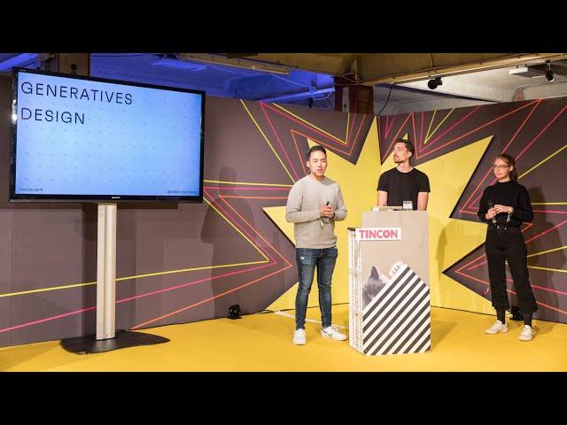 Vorschaubild zur Session 'Live Coding: Programmieren für Designer*innen'
