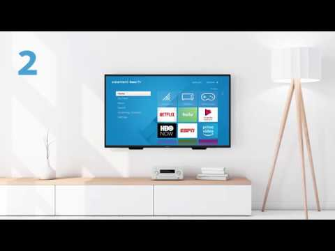 Unboxing your Element Roku TV
