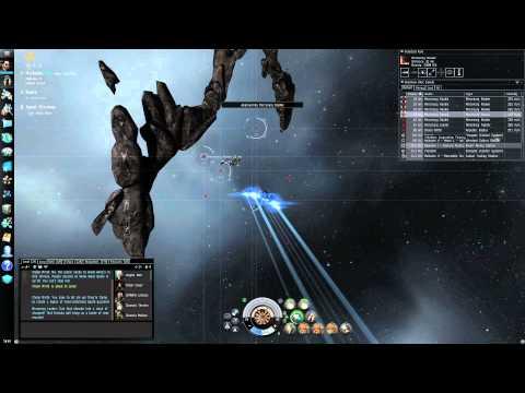 EVE Online - drugi gameplay w PortalMMO pl