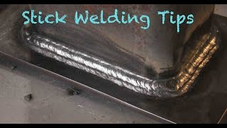 Stick Welding Tips - 3 welders