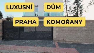 Dům Praha - Komořany