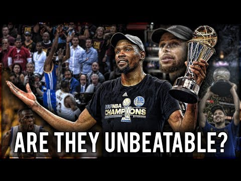 Why the Golden State Warriors Are LITERALLY UNBEATABLE