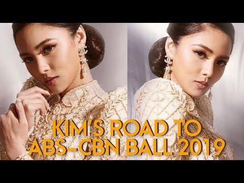 Kim's Road to ABS-CBN Ball 2019 | Kim Chiu PH