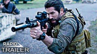 ONE SHOT Official Trailer (2021) Scott Adkins, Action Movie