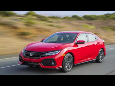 2018 Honda Civic To Fit Nearly Every Budget Features REVIEW