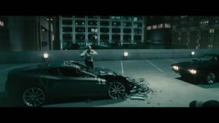[HD]Furious 7: Dominic Toretto vs Deckard Shaw Final Fight Scene| Vin Diesel Jason Statham