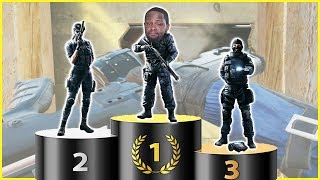 THE OFFICIAL SQUADS RANKING! WHO'S THE WORST?! - Rainbow Six Siege | (RB6 Siege Multipayer)