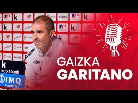 🎙️ Gaizka Garitano   Pre CA Osasuna – Athletic Club   J7 LaLiga 2020-21