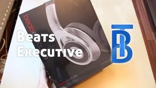Beats Executive Unboxing (Over-Ear Headphones - Silver) [German/Deutsch]