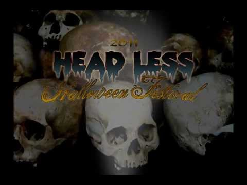 HEAD LESS Halloween Festival, Oct 28th. @ the Oriental Theater w/ SoDT