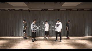 Da-iCE-「Bodyguard」OfficialDancePractice