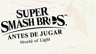 Cosas Que Debes Saber Antes de Jugar World Of Light en Super Smash Bros Ultimate