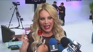 Lorena Herrera apenadísima se disculpa con Paola Rojas I LA CUCHARA