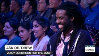 Dr. Drew's AMA With 'The Real' Co Hosts Gets, Well, REAL!