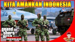 GTA V MOD INDONESIA (14) - AYO KITA AMANKAN DUNIA !!