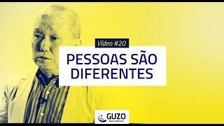 Vídeo #20 - Pessoas São Diferentes - Gestão de Pessoas