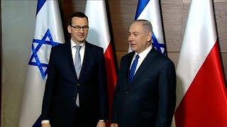 СМИ: Польша отказывается от встречи лидеров Вышеградской четверки и Израиля…