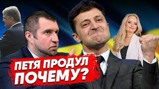 Дмитрий Потапенко: первые результаты выборов в Украине и дебаты Порошенко - Зеленский.