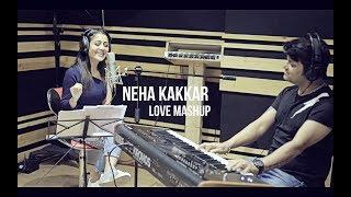 NEHA KAKKAR LOVE MASHUP (LIVE) - YouTube