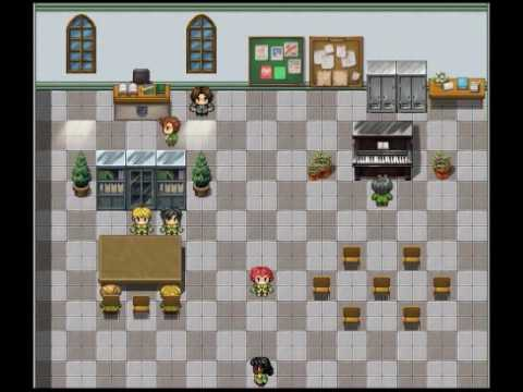 RPG Maker] All Haunting Events (Part 3) - Prom Dreams: A