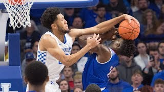 Rupp TV: UK vs. Tennessee State Highlights