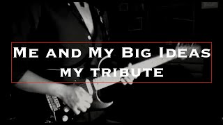 Davide Agnello plays on 'Me and My Big Ideas' by Tears for Fears