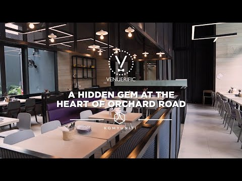KOMYUNITI Bar & Restaurant video preview