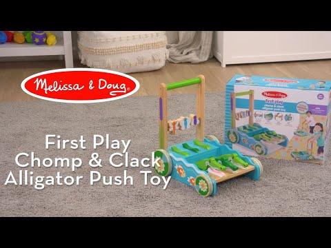 Youtube Video for Alligator Push Along - Chomp, Chomp!