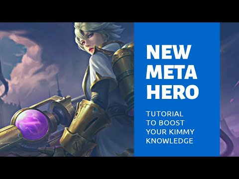 New Hero - Kimmy Troll Physical Build, Hyper Carry Gameplay in