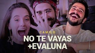 """Camilo Echeverry Nos Cuenta Sobre """"No Te Vayas"""", Evaluna Montaner Y Mucho Más."""