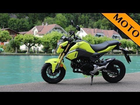 2017 Honda MSX125 (Grom) | geilstes 125er Bike der Welt!!! Voller Review