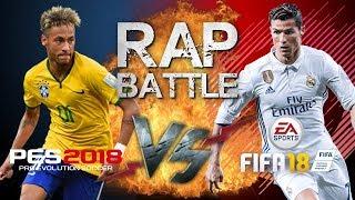 Рэп Баттл - FIFA 18 vs. PES 2018