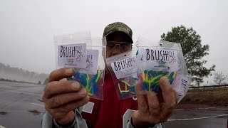 Crappie Fishing With Brush Pile Jigs