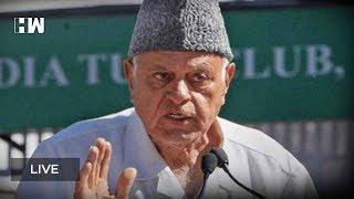 फारुख अब्दुल्ला बोले- बीजेपी सरकार में हिंदू मुसलमान को बांटा जा रहा है