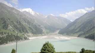 preview picture of video 'Ozero Bolshoi Almaty   большое алматинское озеро   Tian Shan   Kazakhstan'