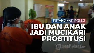 Polisi Tangkap Ibu dan Anak yang Jadi Muncikari Prostitusi di Padang, Dilakukan di Kos-kosan