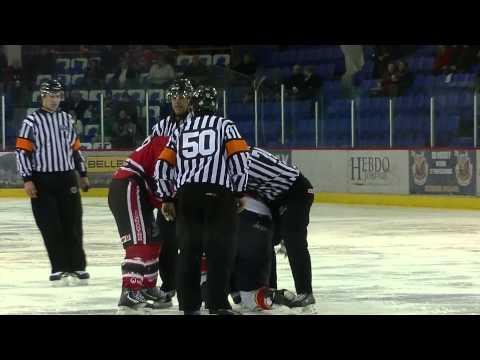 Thomas Bellemare vs. Jon Mirasty