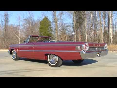 Video of Classic '63 Galaxie 500 XL Offered by RK Motors Charlotte - EXEW