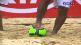Flamengo 4 x 1 Barcelona Mundialito de Futebol de Areia Beach Soccer
