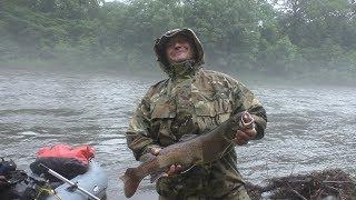 Рыбалка в приморском крае на реку арму